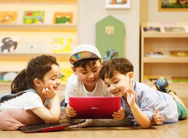 Các sản phẩm công nghệ hữu ích cho ngành giáo dục từ ASUS
