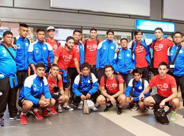 ĐT Philippines: Mơ vô địch FF Suzuki Cup 2014 bằng… 20 'ngoại binh'