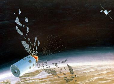 Bí ẩn vệ tinh Nga Kosmos 2499