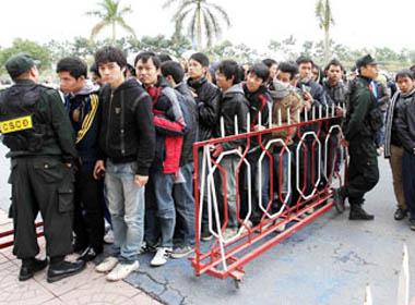 Nhu cầu mua vé AFF Suzuki Cup 2014 tăng rất cao