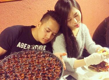 Cao Thái Sơn hé lộ về mối quan hệ với Hương Tràm