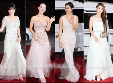 Mãn nhãn ngắm dàn sao Hàn trên thảm đỏ lễ trao giải Grand Bell Awards lần thứ 51