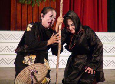 Bài chòi Phú Yên di sản văn hóa phi vật thể quốc gia