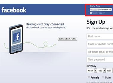 Học cách đăng xuất Facebook từ xa khi đãng trí