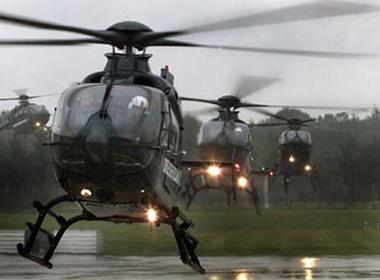 Rơi trực thăng, 5 người thiệt mạng ở Nga
