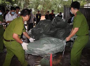 Cận cảnh tổng kho triệt hạ rùa biển lớn nhất từ trước đến nay