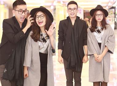 Cặp đôi hoàn hảo 2014: Hà Duy - Dương Hoàng Yến liều hát Opera rock