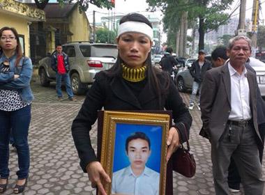 Hoãn xử vụ bắn chết sinh viên vì nhân chứng quan trọng vắng mặt