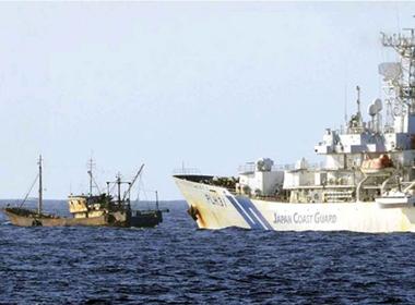 Tình hình biển Đông sáng 22/11: Tàu cá Trung Quốc bị 'đánh hội đồng'
