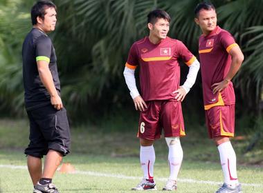HLV Miura loại Trọng Hoàng, Minh Châu và 2 thủ môn khỏi AFF Cup