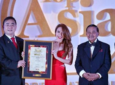 Mỹ Tâm được vinh danh 'Huyền thoại Âm nhạc châu Á'