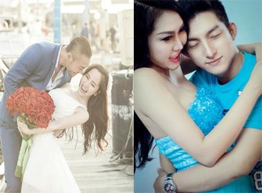 Phản ứng của sao Việt khi chồng bị nghi ngờ về giới tính