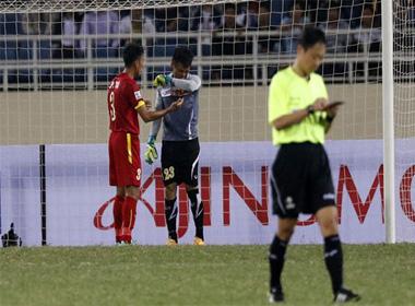 Những sai lầm của thủ môn ĐTVN tại các kỳ AFF Cup