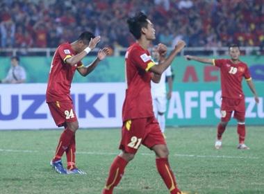 Cận cảnh tuyển Việt Nam đánh rơi chiến thắng trước Indonesia