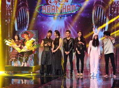 Cặp đôi hoàn hảo 2014 liveshow 4: Dương Hoàng Yến - Hà Duy thắng lớn