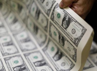 Tờ 1 USD được sản xuất như thế nào?