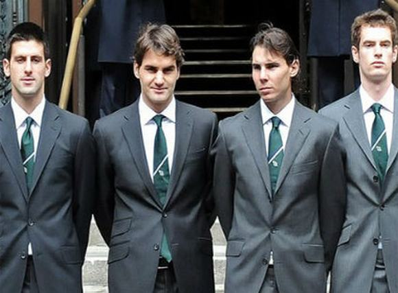 Tennis nam: 'Big 4' chưa tới ngày tàn