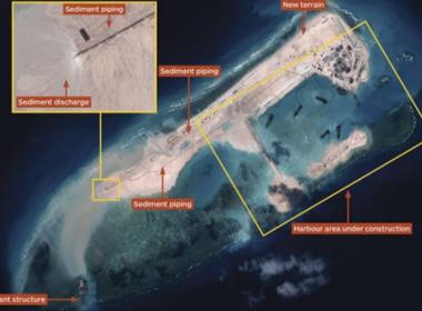 Trung Quốc xây 'căn cứ radar' tại Trường Sa