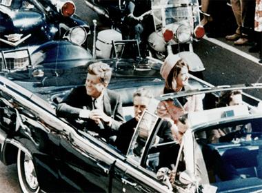 Người đầu tiên thú nhận ám sát John F.Kennedy