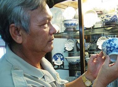 Kho đồ cổ 100 tỉ đồng của đại gia Phú Yên