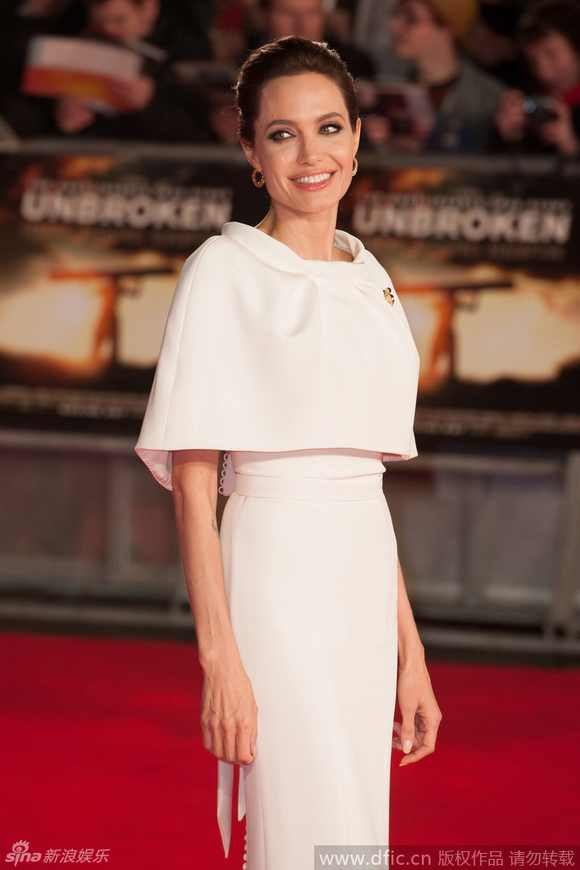 Angelina Jolie được kỳ vọng lọt danh sách đề cử Oscar 2015