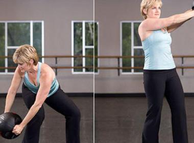 Bài tập đứng giúp giảm béo bụng tại văn phòng