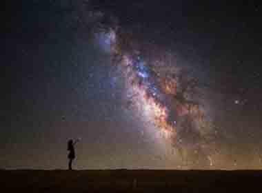 Chùm ảnh: Con người giữa 'biển trời' thiên nhiên kỳ vĩ