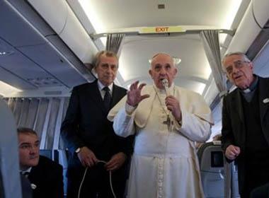 Giáo hoàng Francis khẳng định muốn đối thoại với IS