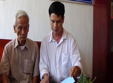 Huỳnh Văn Nén đang ở trại tạm giam T17