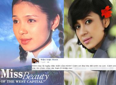 'Người đẹp Tây đô' Việt Trinh rạng rỡ sinh nhật lần thứ 42