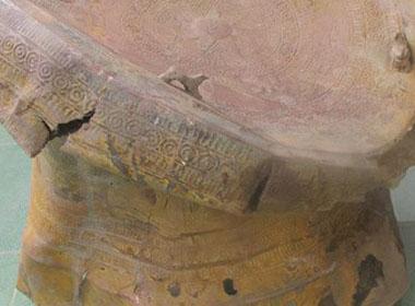 Tìm thấy trống đồng Đông Sơn cổ, lạ trong khi đào ao