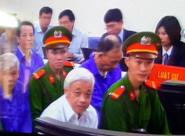 Bị cáo Nguyễn Đức Kiên đề nghị triệu tập đại diện Bộ Tư pháp