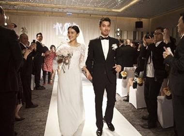 Cao Viên Viên và Triệu Hựu Đình chính thức nên duyên vợ chồng