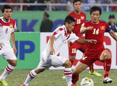 Trực tiếp ĐT Việt Nam 0 - 0 Philippines (Hiệp 1) Đại chiến ngôi đầu bảng