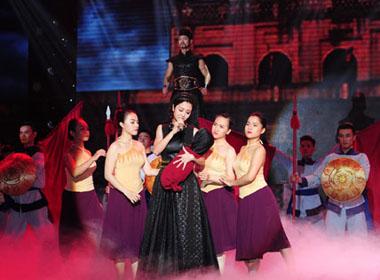 Cặp đôi hoàn hảo 2014: Đức Tuấn nhảy cùng quán quân Bước nhảy hoàn vũ nhí