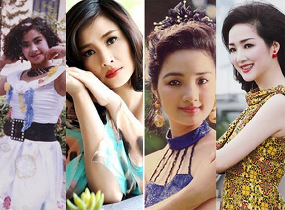 'Động lòng' trước những nhan sắc không tuổi của mỹ nhân Việt