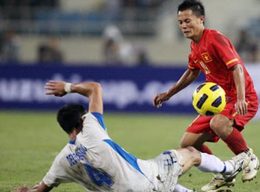 ĐT Việt Nam: Chìa khóa ở hàng tiền vệ