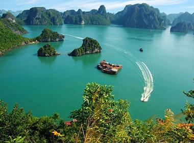 Việt Nam một trong những điểm đến thú vị năm 2015
