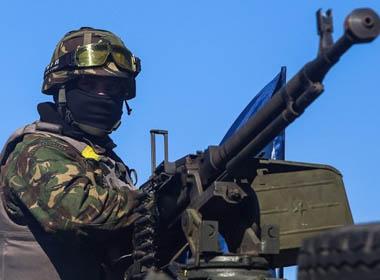 4 binh sĩ Ukraina hầu tòa vì không muốn tham gia chiến dịch quân sự tại miền đông