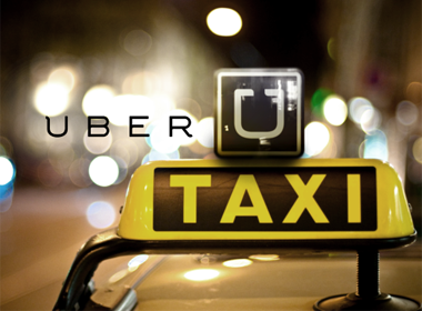 Dịch vụ taxi uber