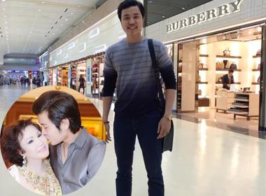 Vũ Hoàng Việt 'hối hả' đến thăm người tình U60 vì quá nhớ nhung