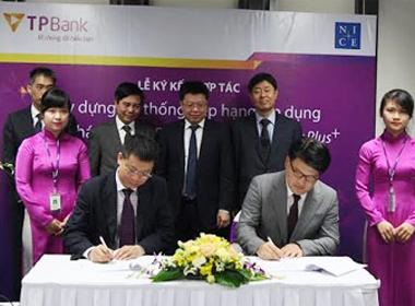 TPBank 'bắt tay' NICE xếp hạng tín dụng