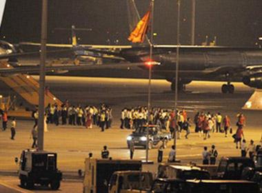 Bác tin máy bay Vietnam Airlines có dấu hiệu bị không tặc