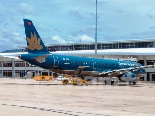 Máy bay TP HCM-Vinh phải chuyển hướng hạ cánh tại Nội Bài