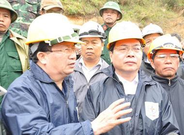 Sập hầm thủy điện Đạ Dâng: Bộ trưởng đề nghị làm rõ chủ đầu tư đang ở đâu?
