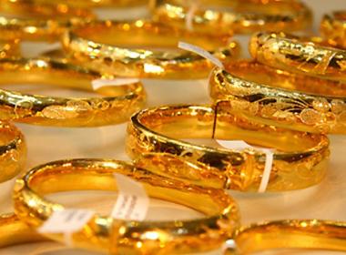 Giá vàng trong nước giảm xuống 35,21 triệu đồng/lượng