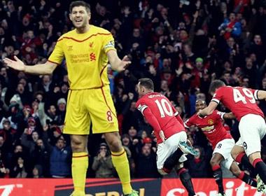Liverpool - M.U: Cười người hôm trước, hôm sau người cười
