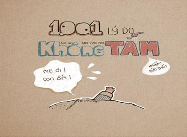'1001 lý do không tắm' - Bộ tranh sẽ khiến bạn cay mắt khi xem tới bức cuối cùng