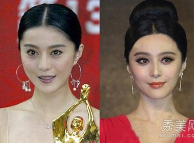 Ấn tượng với kiểu tóc 10 năm và hiện tại của mỹ nhân Hoa Ngữ