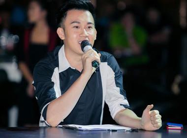 Dương Triệu Vũ làm giám khảo chương trình 'Dám chinh phục ước mơ'